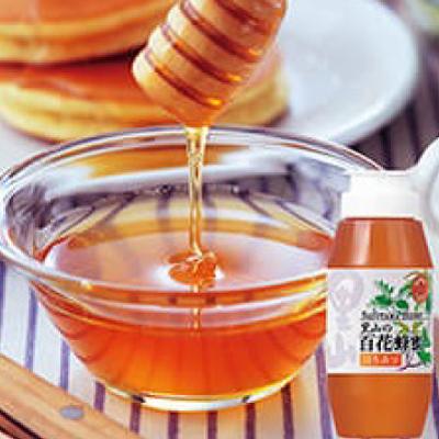 山田養蜂場 里山の百花蜂蜜