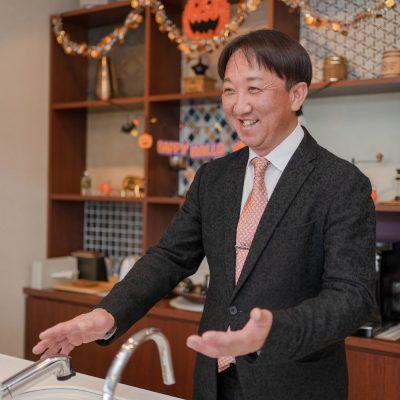 住まいる工務店 担当:上野和洋