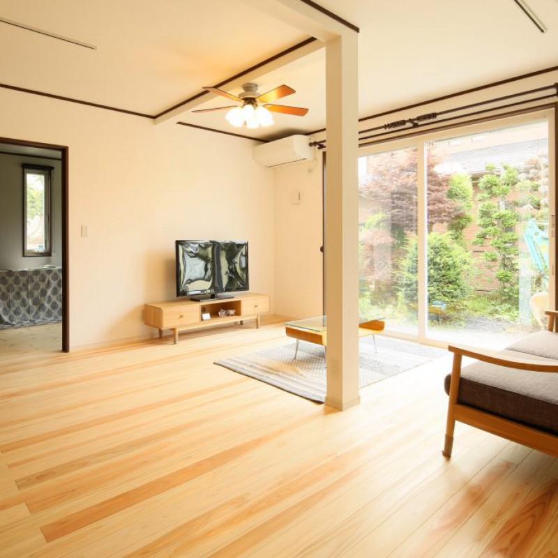 築53年在来木造平屋建てリノベーション