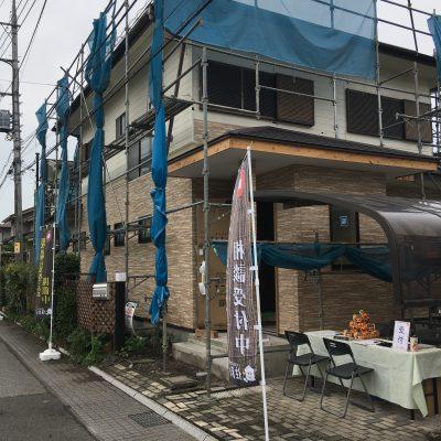 リノベーション構造見学会を開催中!!宇都宮市中岡本町