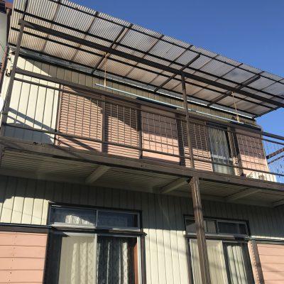 建物を守るために屋根や外壁を塗装します