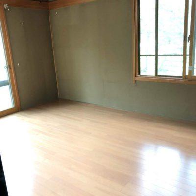 和室を寝室兼書斎にリモデルしました。