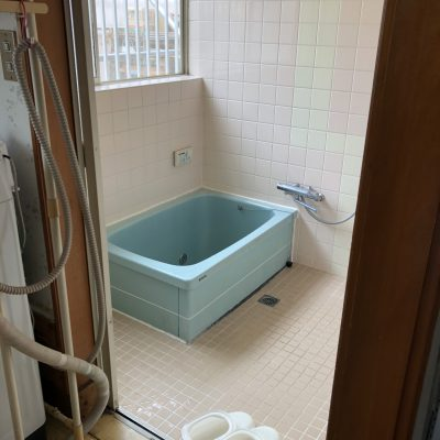 浴室・脱衣室改装工事