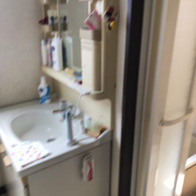 浴室及び脱衣室の改装工事