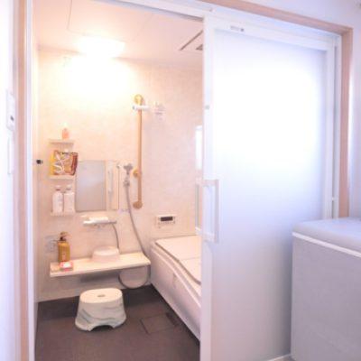 住まいる工務店「お客さまの声」:暖かくなったお風呂に大満足!