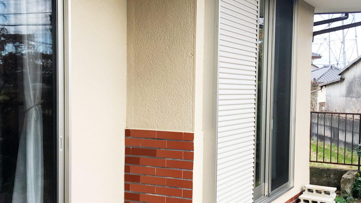 住まいる工務店「お客さまの声」:寒さ対策 サッシ&ドア交換!