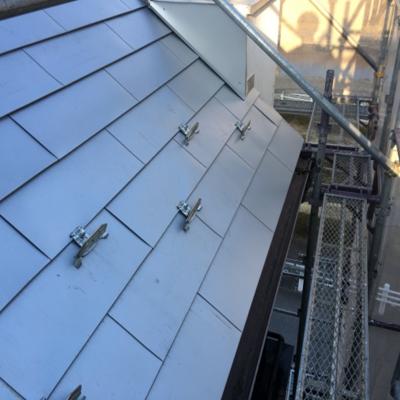 住まいる工務店「お客さまの声」:スレート屋根の改修工事