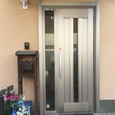 宇都宮市のリフォーム、リノベーション専門店|住まいる工務店:お客様の声「玄関のリフォーム」