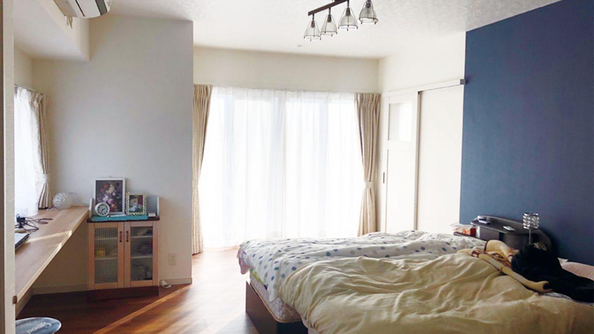 住まいる工務店「お客さまの声」:寝室と広縁の用途を変えるリフォーム