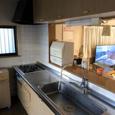 宇都宮市のリフォーム、リノベーション専門店|住まいる工務店:お客様の声「収納がたくさんあるキッチンができあがりました。」