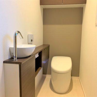 住まいる工務店「お客さまの声」:トイレのリフォーム