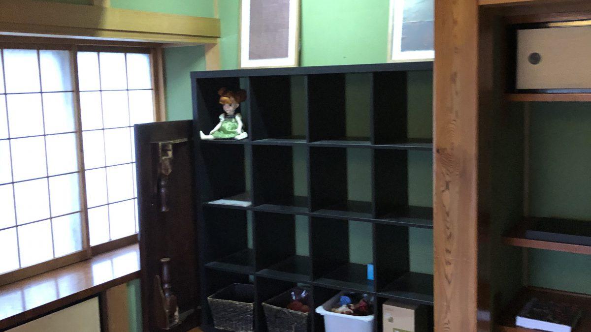 住まいる工務店「お客さまの声」:和室を改装~洋室事務所へ