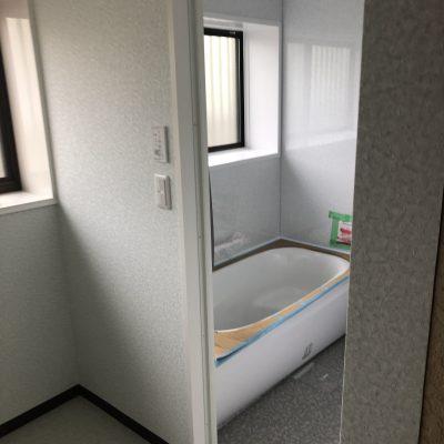 住まいる工務店「お客さまの声」:浴室・脱衣室の改装工事