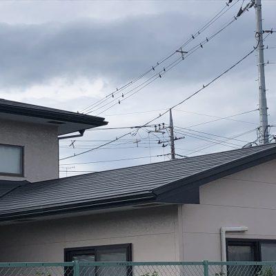 住まいる工務店「お客さまの声」:外部屋根・雨樋改修工事