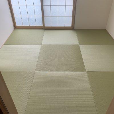 住まいる工務店「お客さまの声」:納戸を和風ゲストルームに改装しました。