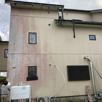 宇都宮市のリフォーム、リノベーション専門店|住まいる工務店:お客様の声「外壁の一部分を張り替えました。」